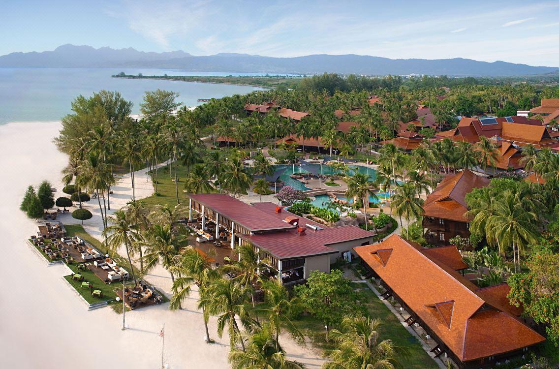 Meritus Pelangi Beach Resort And Spa Langkawi Hotel