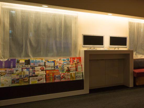 東新宿E酒店(E Hotel Higashi Shinjuku)公共區域