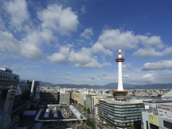 京都塔酒店(Kyoto Tower Hotel)外觀