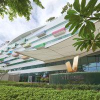 新加坡悅樂樟宜酒店酒店預訂
