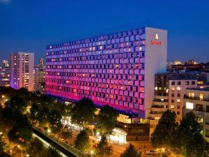 巴黎萬豪左岸酒店及會議中心(Paris Marriott Rive Gauche Hotel & Conference Center)