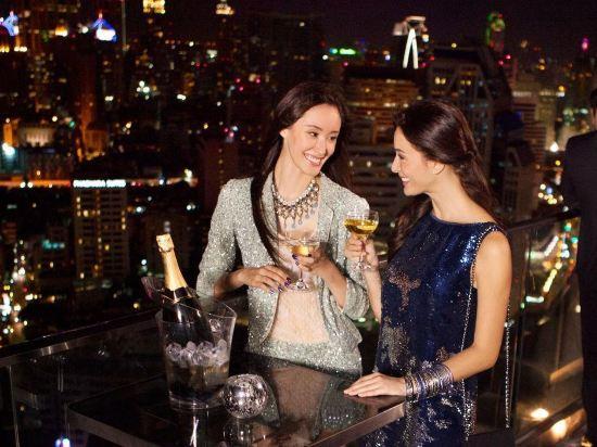 索菲特曼谷素坤逸酒店(Sofitel Bangkok Sukhumvit)酒吧