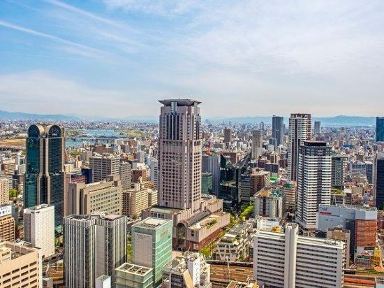 大阪洲際酒店(InterContinental Osaka)外觀