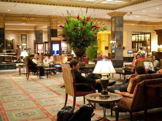 紐約巴克萊洲際大酒店(InterContinental New York Barclay Hotel)公共區域