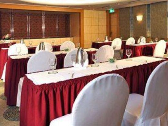 新加坡半島怡東酒店(Peninsula Excelsior Hotel Singapore)會議室