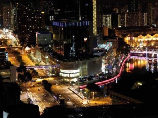 新加坡半島怡東酒店(Peninsula Excelsior Hotel Singapore)外觀