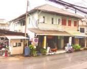甲米綠茶旅館