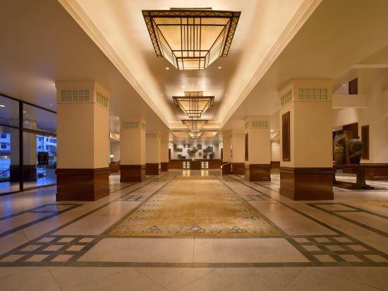 京那巴魯凱悅酒店(Hyatt Regency Kinabalu)公共區域