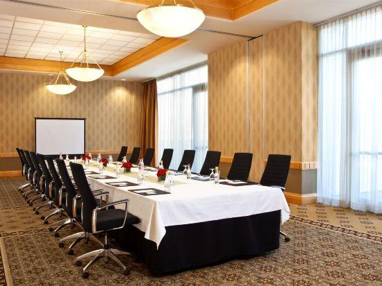 海柏温哥華威斯汀酒店(The Westin Bayshore Vancouver)會議室