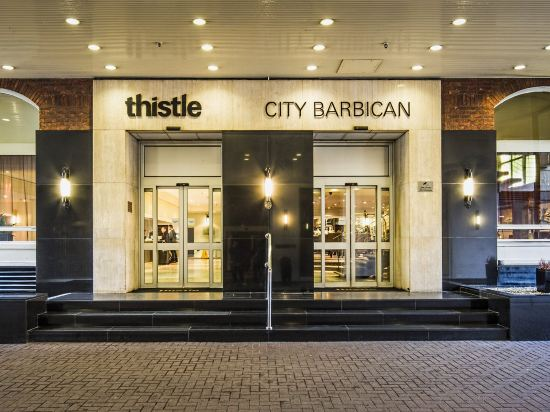 Thistle Barbican Shoreditch Hotel