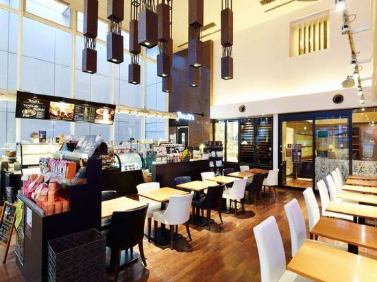 福岡天神UNIZO酒店(HOTEL UNIZO Fukuoka Tenjin)餐廳