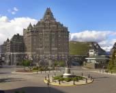 費爾蒙班夫泉城堡酒店