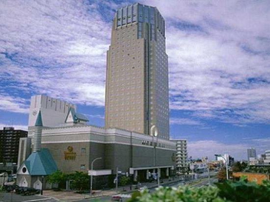 札幌艾米西亞酒店(Hotel Emisia Sapporo)外觀
