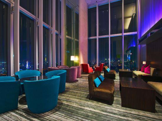 大阪萬豪都酒店(Osaka Marriott Miyako Hotel)公共區域