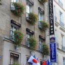 巴黎福克斯通歌劇院貝斯特韋斯特酒店