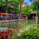 聖安東尼奧河流中心萬豪酒店