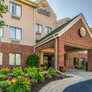 大學南舒適套房旅館(Comfort Inn & Suites University South)