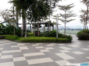 納蒂邦薩服務式公寓(Nadi Bangsar Service Residence)