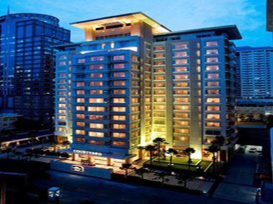 曼谷萬怡酒店(Courtyard by Marriott Bangkok)外觀