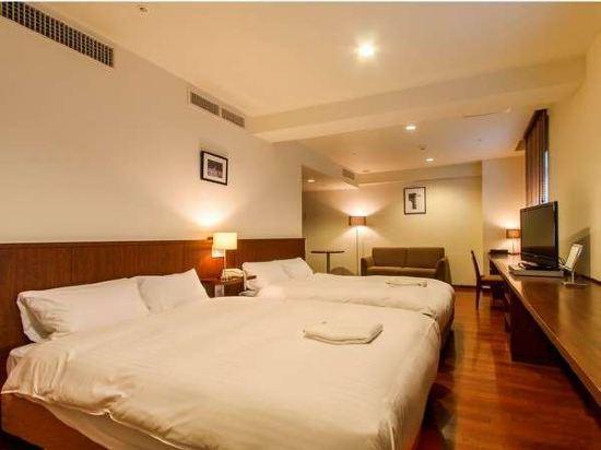 博多市善騰酒店(Sutton Hotel Hakata City)精緻套房
