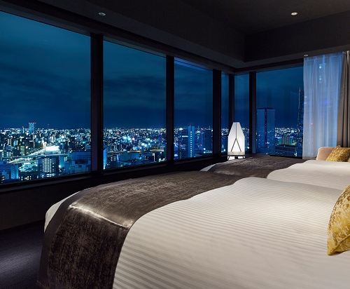 三井花園飯店名古屋普米爾(Mitsui Garden Hotel Nagoya Premier)標準雙床房