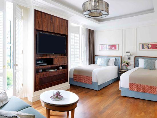 新加坡洲際酒店(InterContinental Singapore)文化景觀俱樂部房