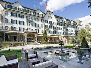 聖莫里茨克里斯塔皇宮酒店