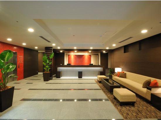 大阪心齋橋貝斯特韋斯特菲諾酒店(Best Western Hotel Fino Osaka Shinsaibashi)公共區域