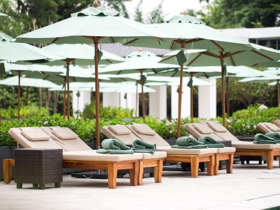 曼谷素可泰酒店(The Sukhothai Bangkok)健身娛樂設施