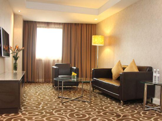 吉隆坡雙威太子大酒店(Sunway Putra Hotel, Kuala Lumpur)家庭一室房