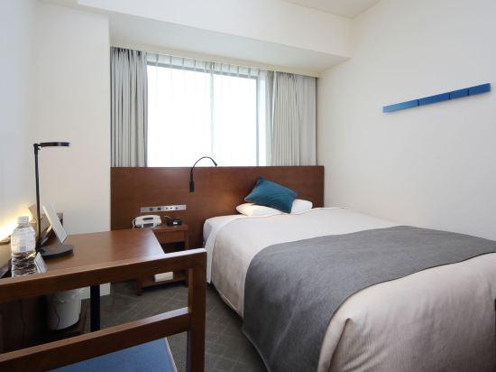 東京灣有明華盛頓酒店(Tokyo Bay Ariake Washington Hotel)高層高級單人房
