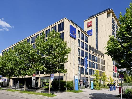 慕尼黑帕克斯塔特斯瓦賓諾富特套房酒店