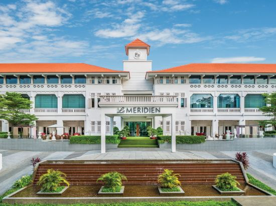 新加坡聖淘沙艾美酒店(Le Méridien Singapore, Sentosa)行政套房