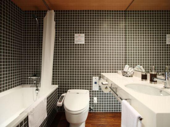 博多市善騰酒店(Sutton Hotel Hakata City)高級雙床房