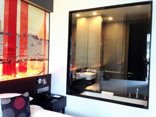 曼谷18街麗亭酒店(Park Plaza Bangkok Soi 18)城景精緻套房