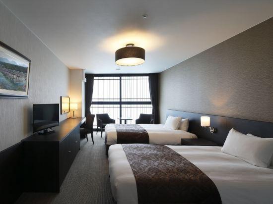 京都塔酒店(Kyoto Tower Hotel)高級雙床房