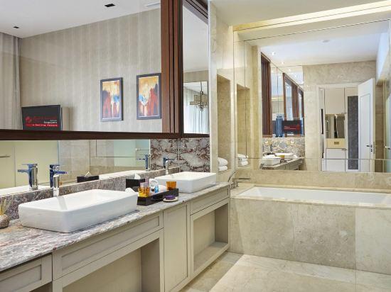 新加坡聖淘沙名勝世界逸濠酒店(Resorts World Sentosa - Equarius Hotel)豪華房