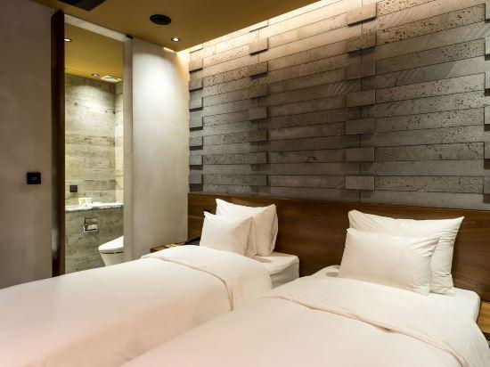東大門設計師酒店(Hotel the Designers Dongdaemun)豪華雙床房