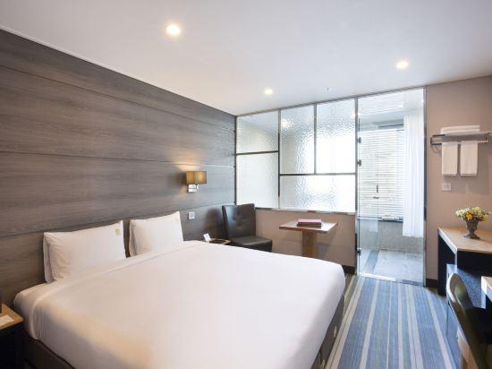海雲台高麗良宵酒店(Benikea Hotel Haeundae)尊貴標準大床房
