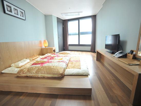 海雲台馬克酒店(Hotel the Mark Haeundae)東方套房
