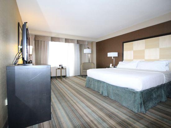 紐約沃森酒店(原紐約曼哈頓第57街假日酒店)(The Watson Hotel (Formerly Holiday Inn Manhattan 57th Street))轉角特大床房