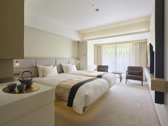 京都祗園賽萊斯廷酒店(Hotel the Celestine Kyoto Gion)高級雙床房