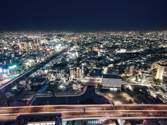 名古屋王子大飯店(Nagoya Prince Hotel Sky Tower)天際雙床房