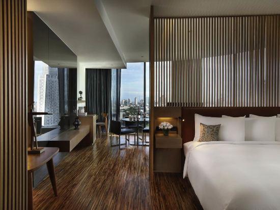 曼谷索菲特特色酒店(SO Sofitel Bangkok)工作室