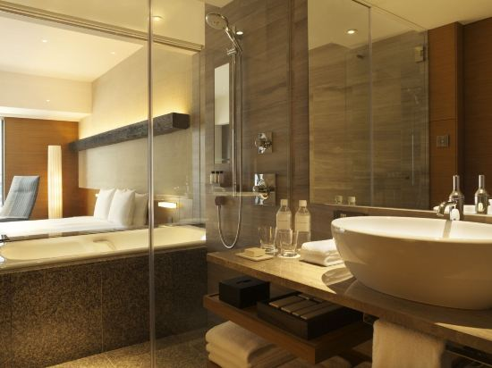 東京凱悦酒店(Hyatt Regency Tokyo)俱樂部特大床房