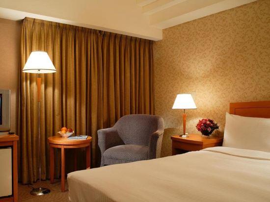 台北神旺大飯店(San Want Hotel)經濟單人房