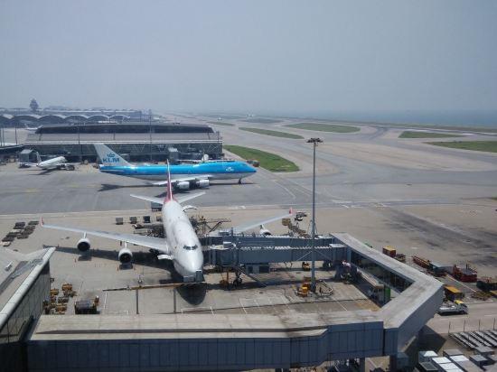 香港富豪機場酒店(Regal Airport Hotel)周邊圖片