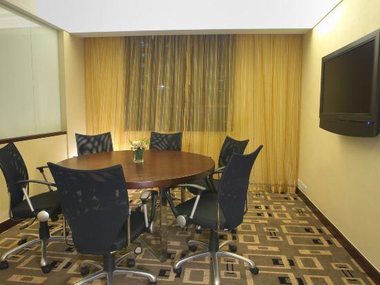 香港九龍維景酒店(Metropark Hotel Kowloon)會議室