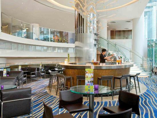 香港諾富特世紀酒店(Novotel Century Hong Kong)大堂吧