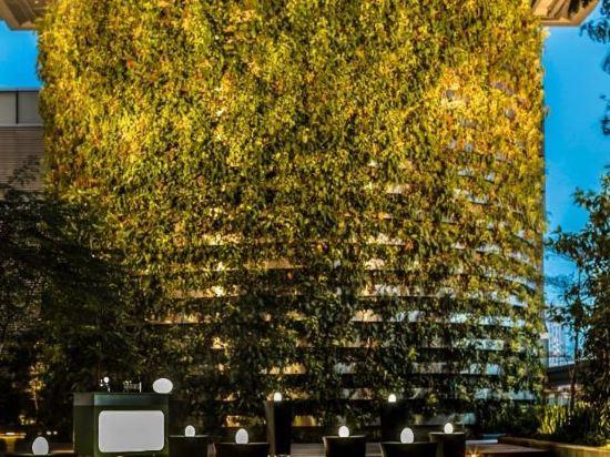 新加坡烏節門真酒店(Hotel Jen Singapore Orchardgateway by Shangri-La)外觀